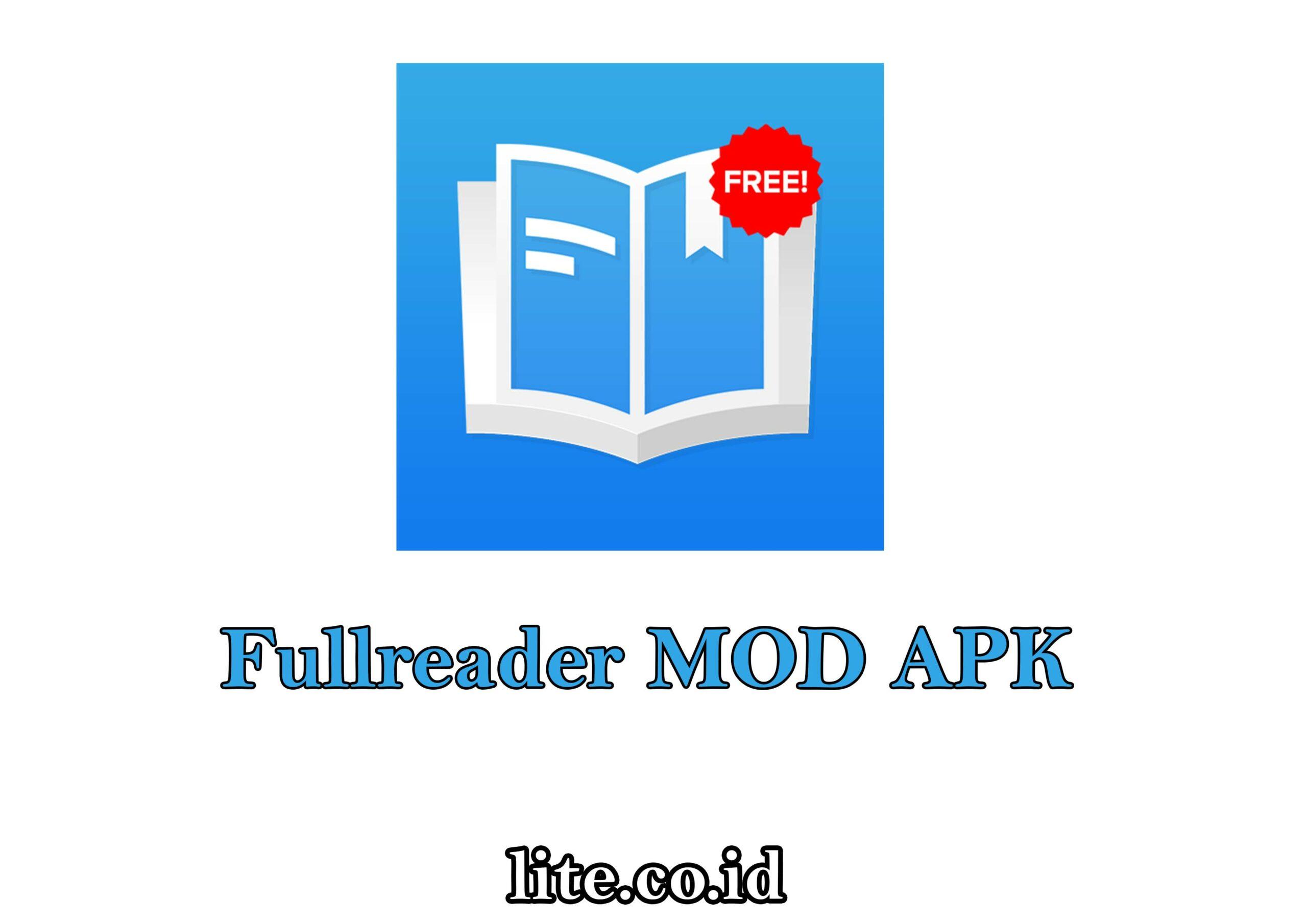 fullreader premium mod apk