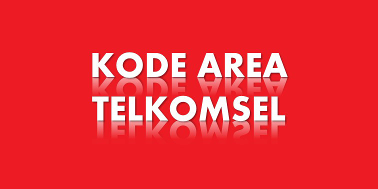 Kode-Area-Telkomsel