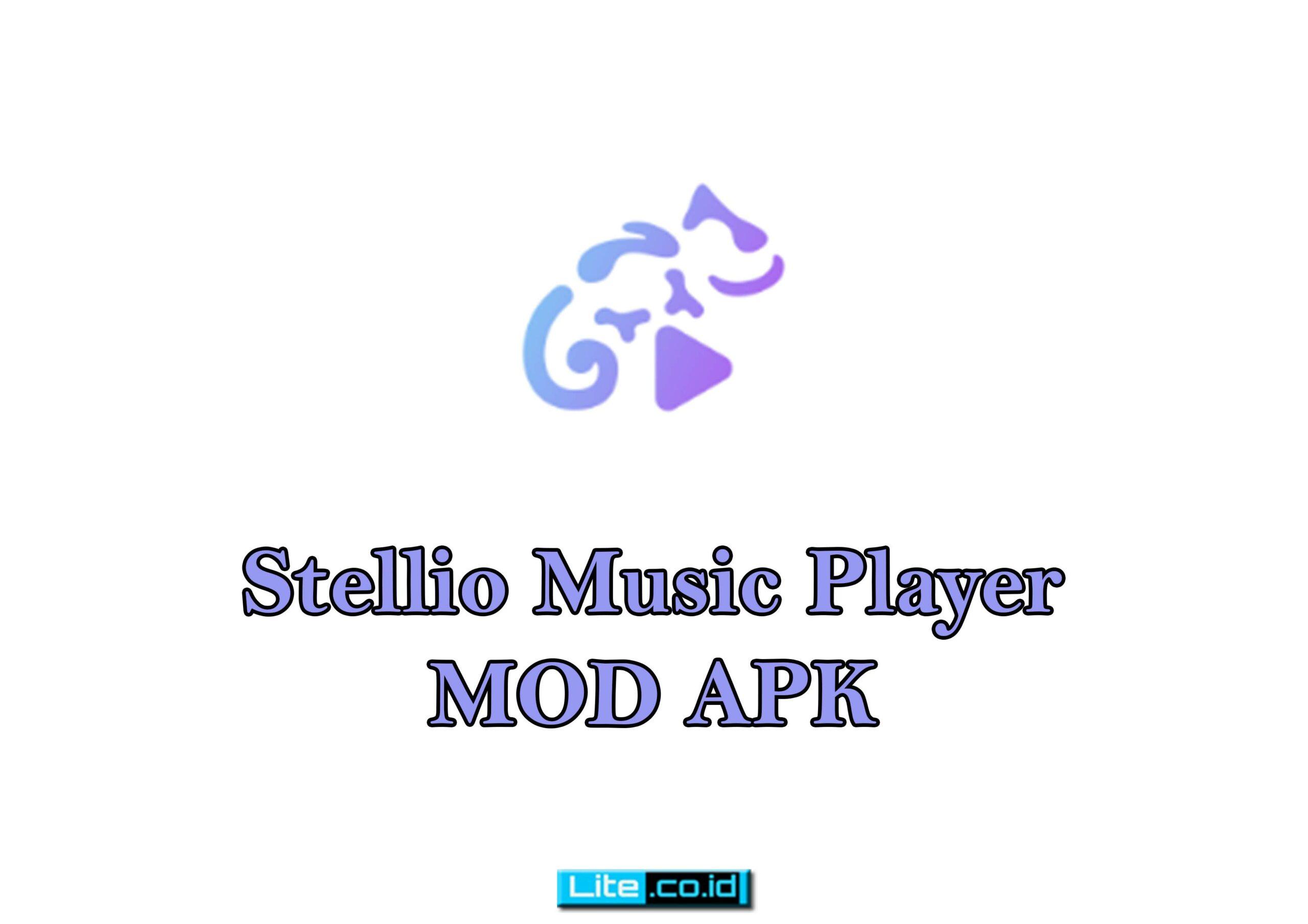Stellio Music Player