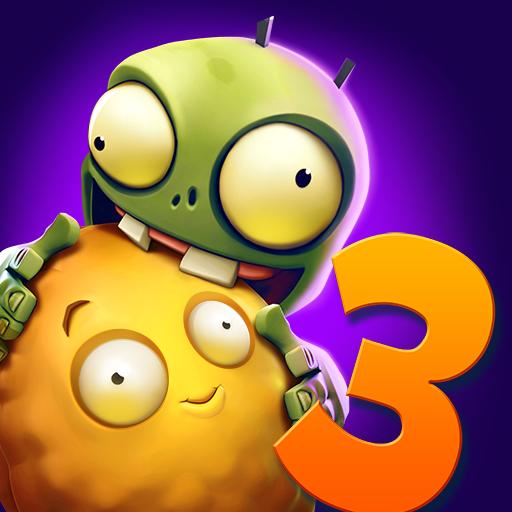 Plants vs Zombie 3