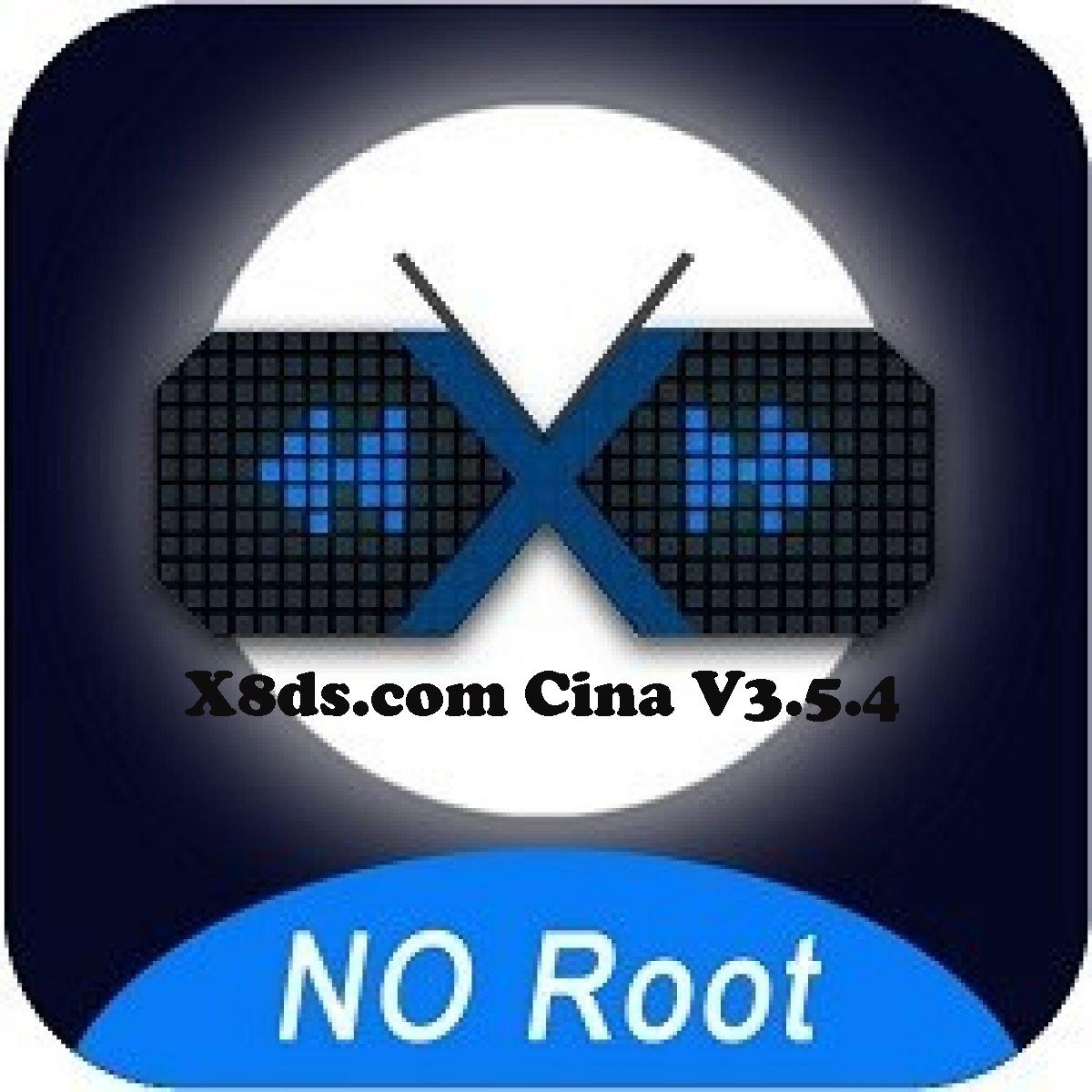 X8ds.com Cina V3.5.4