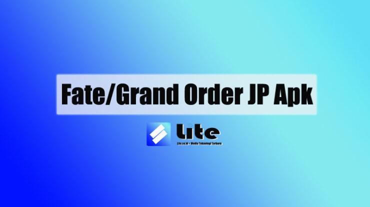 Fate-Grand Order JP Apk